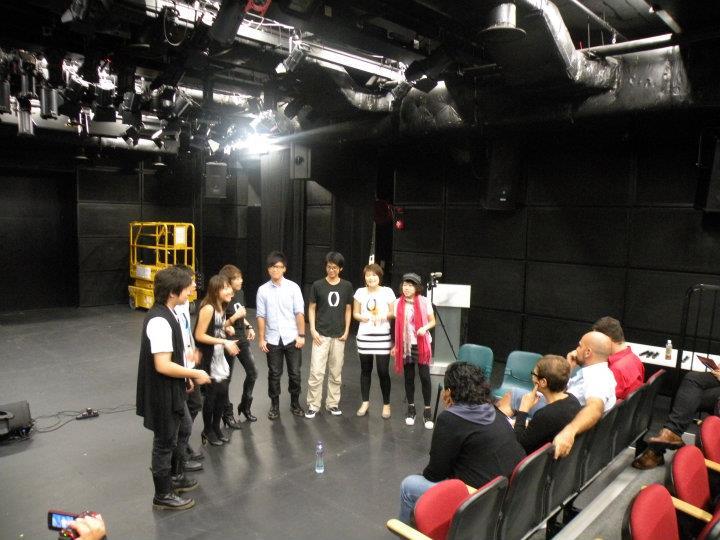 seminario hong kong
