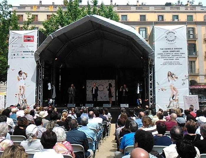 Spain, Girona A Cappella Festival