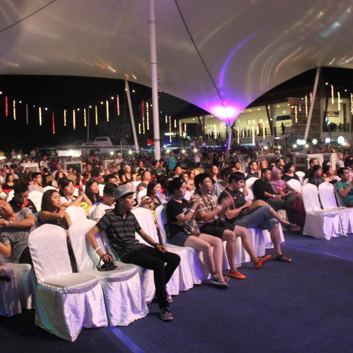 Kota Kinabalu Jazz Festival - Malaysia
