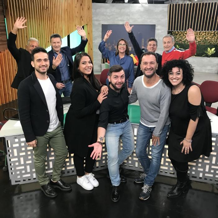 Argentina Tour 2019 Canal 10 Tv