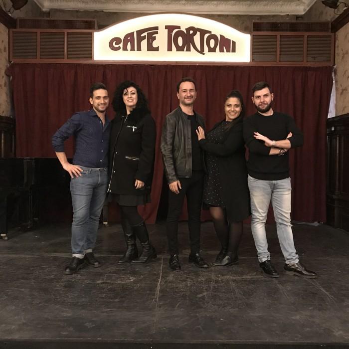 Argentina Tour 2019 Cafè Tortoni - Buenos Aires
