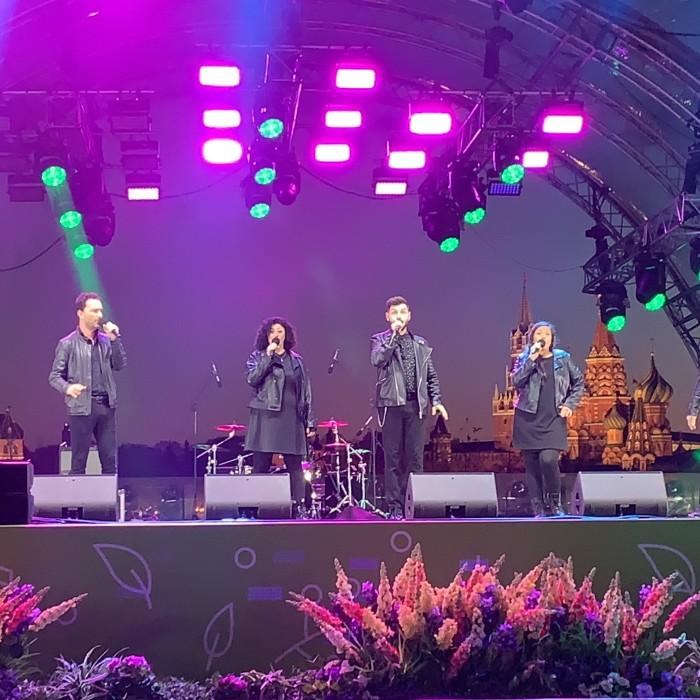 Moscow A Cappella Festival
